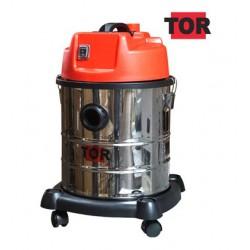 Профессиональный пылесос для автомойки TOR WL092-20 INOX