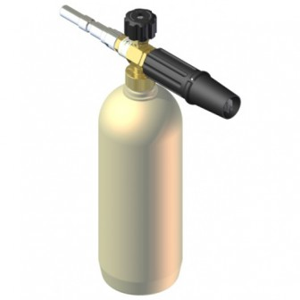 Пенораспылитель LS3 с бачком и ниппелем KW PA