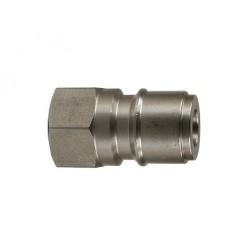 Ниппель 250bar, 3/8, нерж.сталь